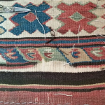 Restauration Kilim Phase 2