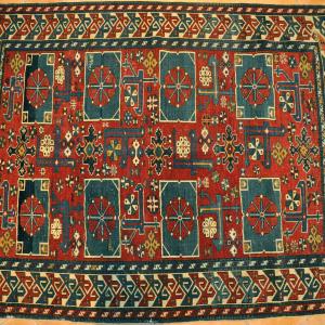 Tapis chirvan caucase vers 1900 tapis anciens kilims anciens - Kilim ancien ...