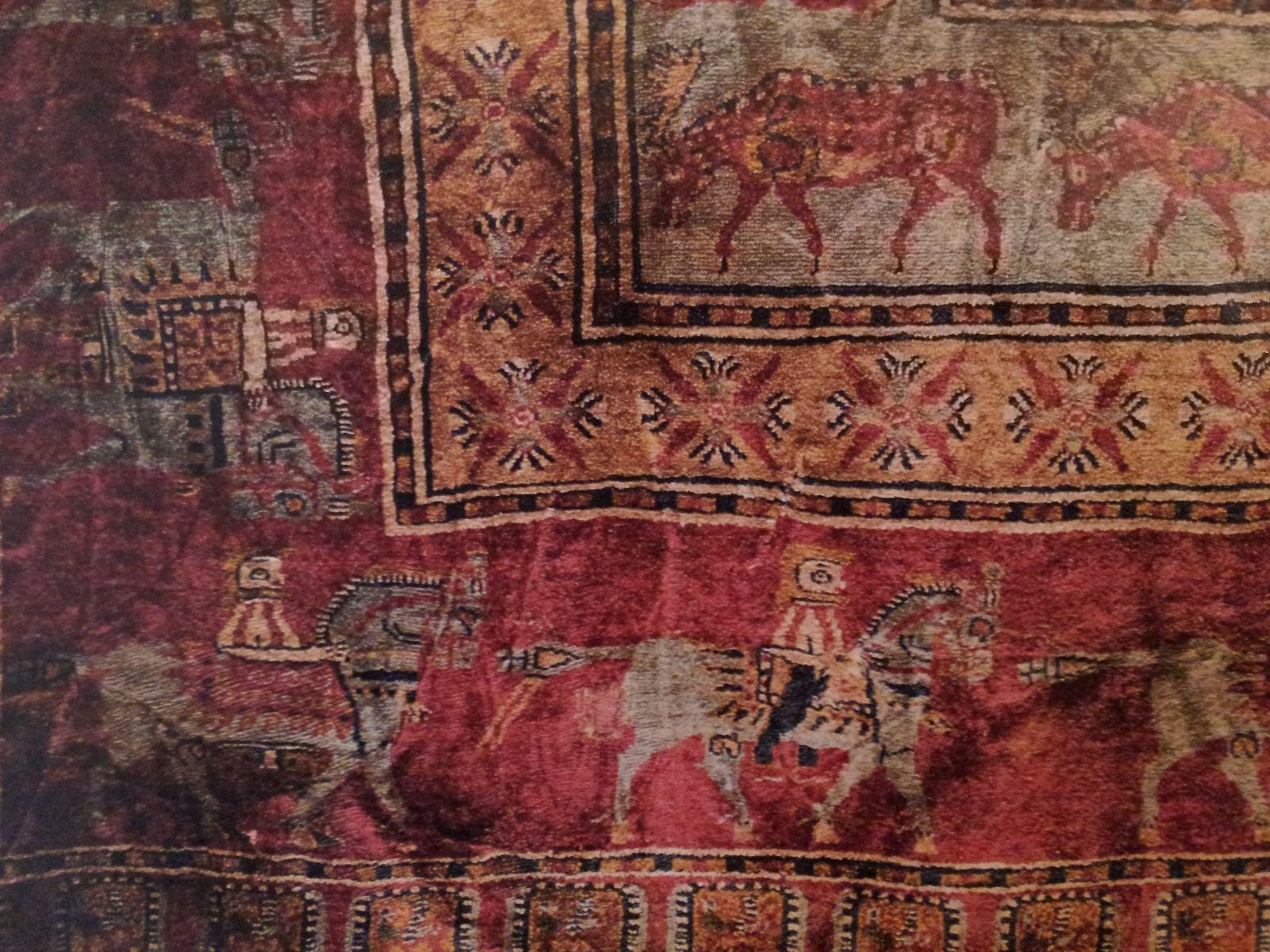 Les origines du tapis du0026#39;orient du tapis de Pazyryk u00e0 nos jours Tapis ...